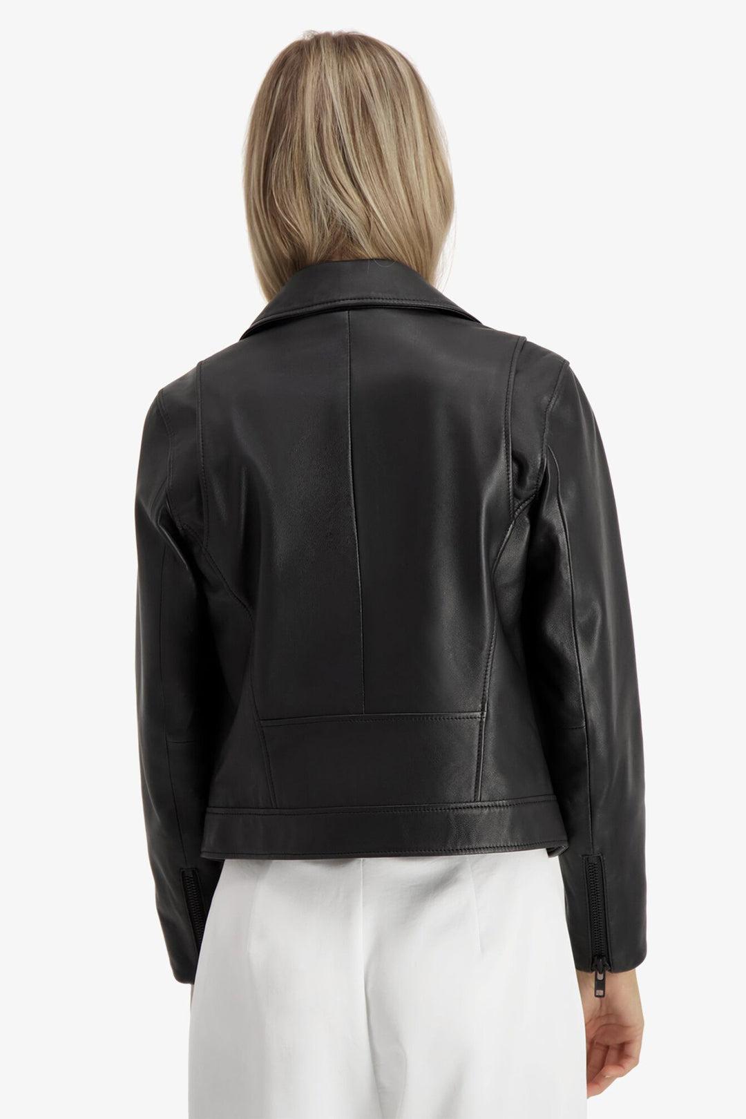 City leather jacket Jakker Klær