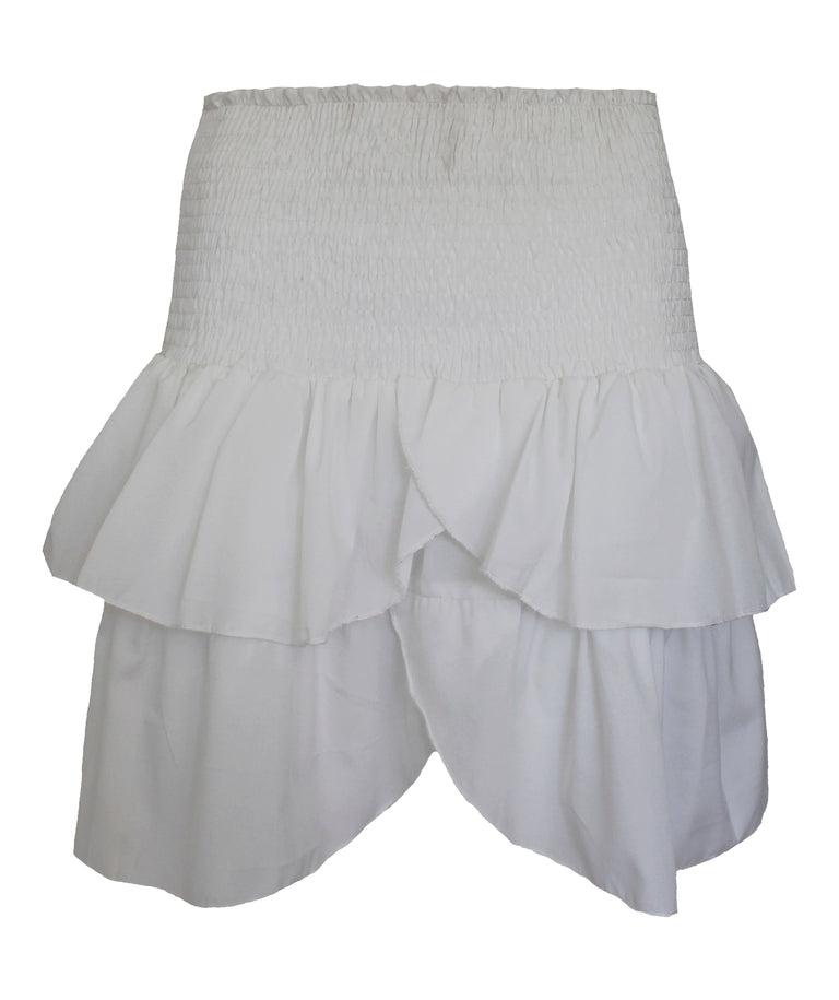 Neo Noir   Carin Skirt White   VILLOID.no