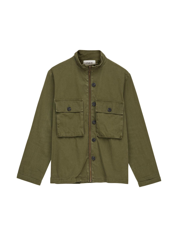 IBEN | Saul Jacket Dark Green | VILLOID.no